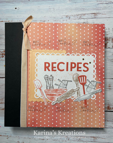 What's Cookin' Recipe Book